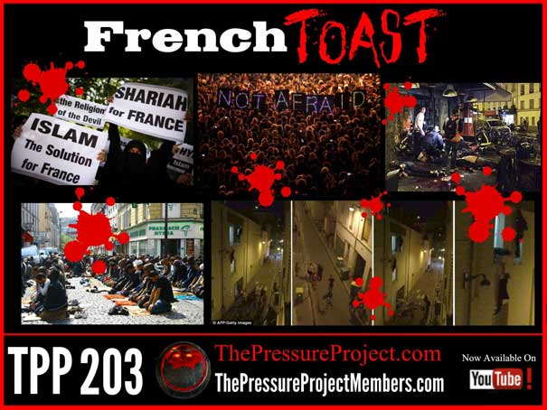 TPP 203: FRENCH TOAST