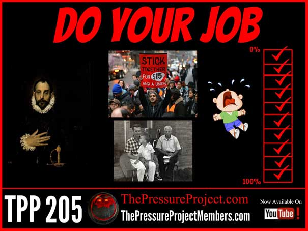 TPP 205: DO YOUR JOB