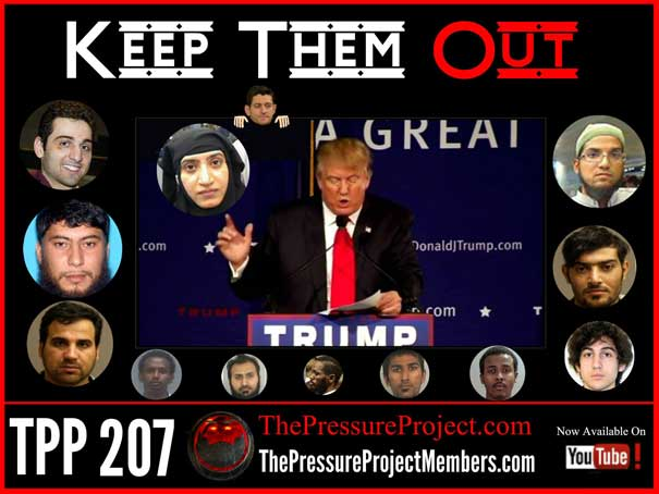 TPP 207: KEEP THEM OUT