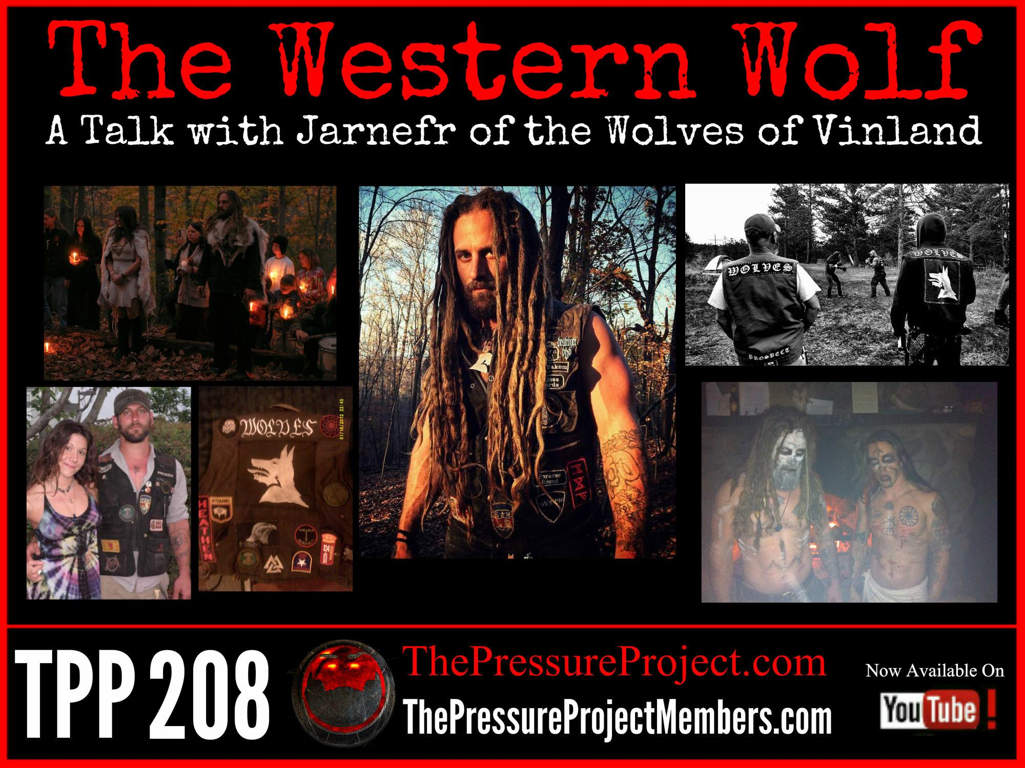 THE WESTERN WOLF