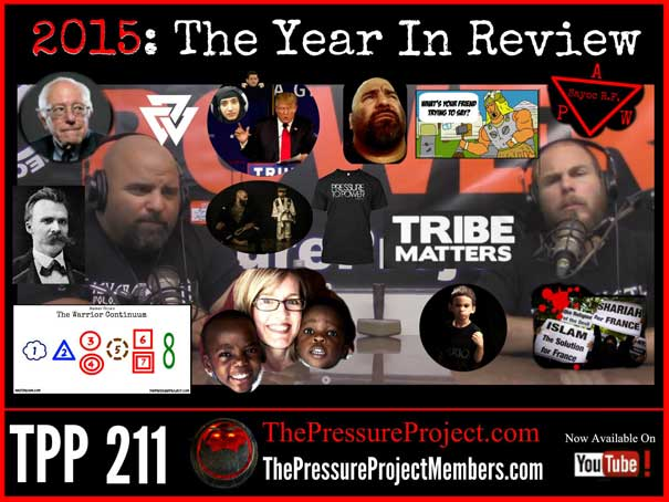 TPP 211: 2015 THE YEAR IN REVIEW
