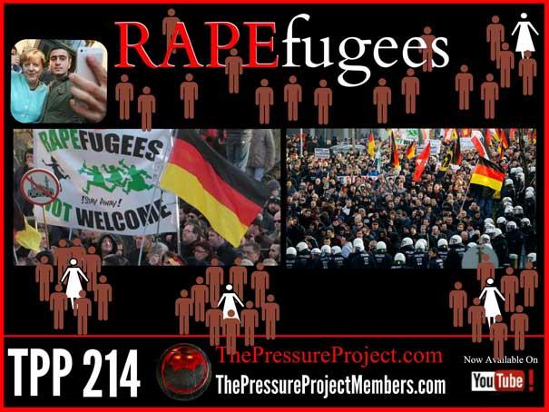TPP 214: RAPEfugees