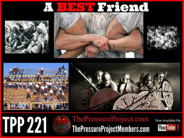 TPP 221: A BEST FRIEND