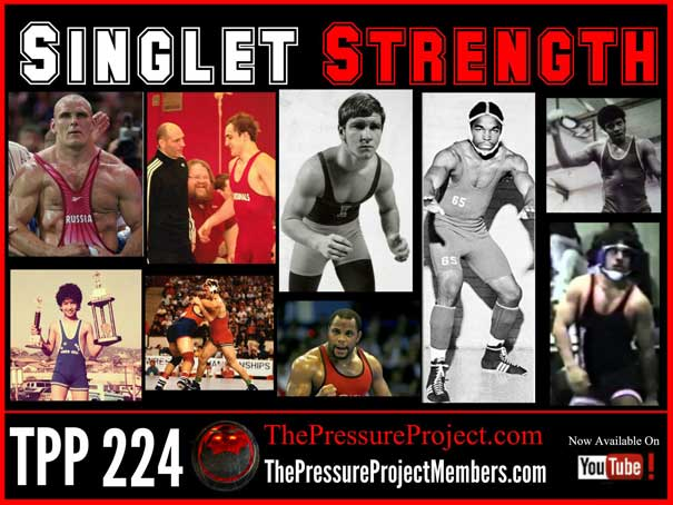 TPP 224: SINGLET STRENGTH