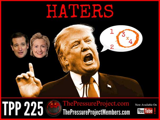 TPP 225: HATERS