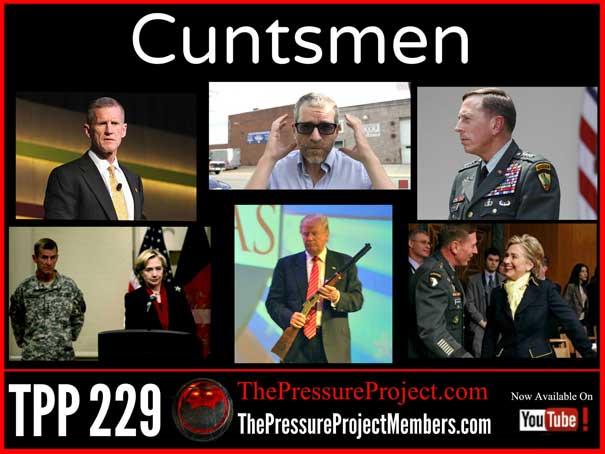 TPP 229: CUNTSMEN