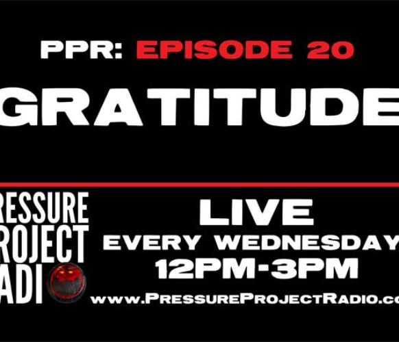 PPR 20: GRATITUDE