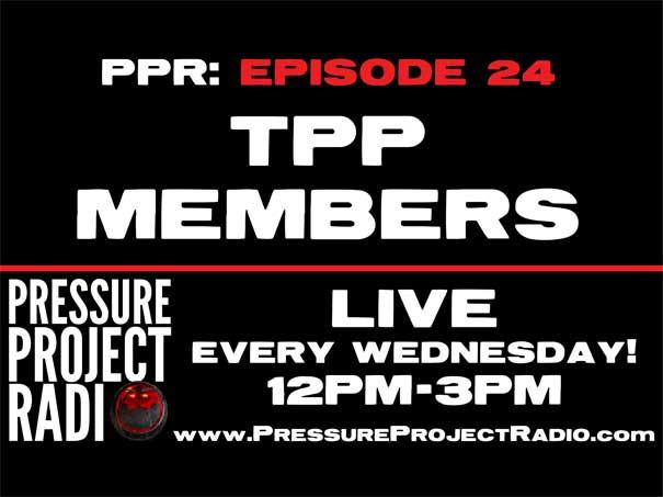 PPR 24: TPP MEMBERS
