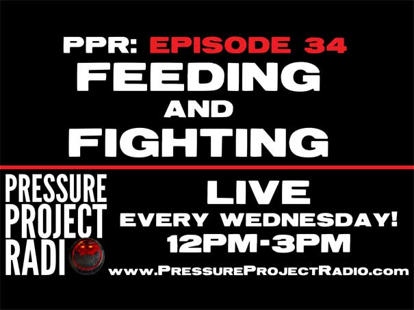 PPR 34: FEEDING AND FIGHTING