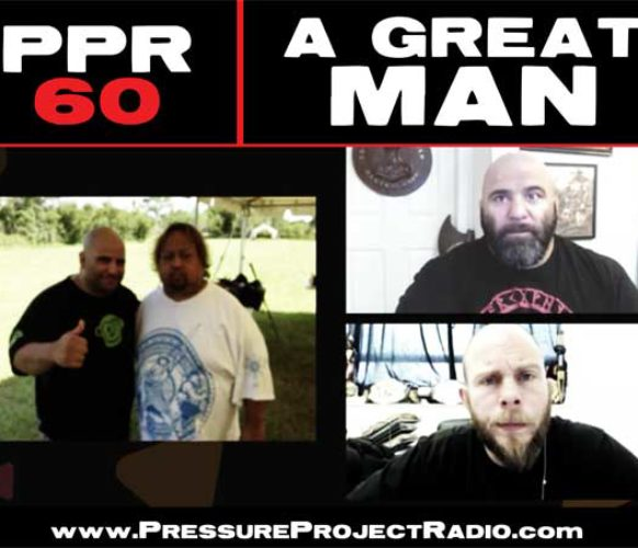 PPR 60: A GREAT MAN