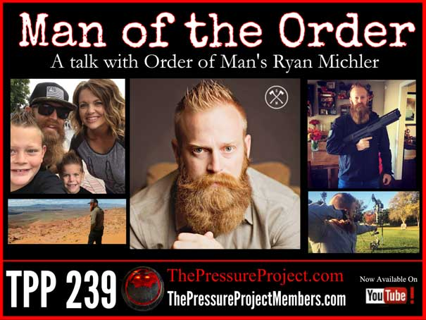 TPP 239: MAN OF THE ORDER