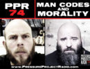 PPR 74: MAN CODES AND MORALITY