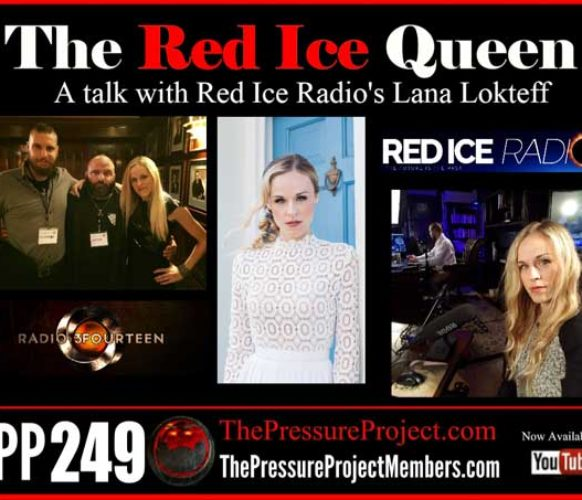 TPP 249: THE RED ICE QUEEN