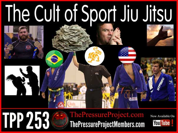 The Cult of Sport Jiu Jitsu