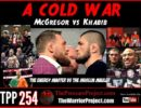 TPP 254: A COLD WAR – McGREGOR VS KHABIB