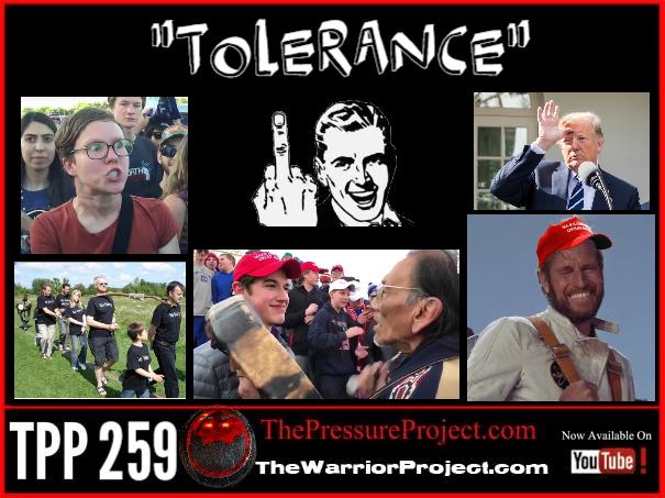 TPP 259: Tolerance