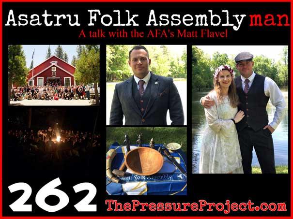 TPP 262: Asatru Folk AssemblyMan